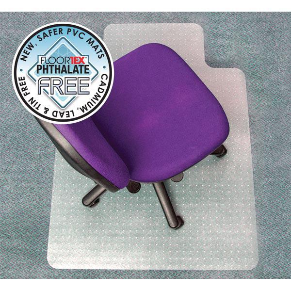 Chairmat Floortex 49381 Advantagemat Pvc Standard Pile