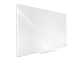 GLASS BOARD VISIONCHART ACCENT 600X450MM WHITE