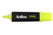 HIGHLIGHTER ARTLINE VIVIX YELLOW BX10