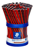 PENCIL STAEDTLER 110 HB TRADITION BULK CUP
